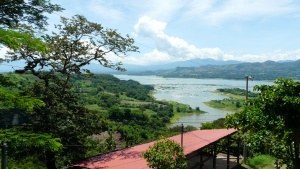 Suchitlan, Suchitoto, Embalse, El Salvador